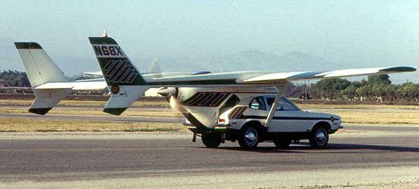 Cessna Skymaster и Ford Pinto